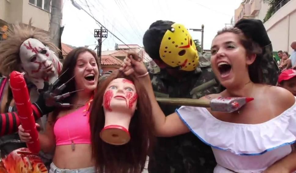 Film do artykułu: Rozpoczął się karnawał w Rio de Janeiro. Impreza przyciąga do Brazylii 2 milionów turystów rocznie [WIDEO]