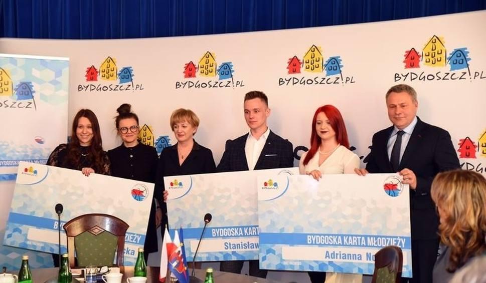 Film do artykułu: Bydgoszcz przywiązuje do siebie młodych ludzi - Bydgoską Kartą Młodzieży