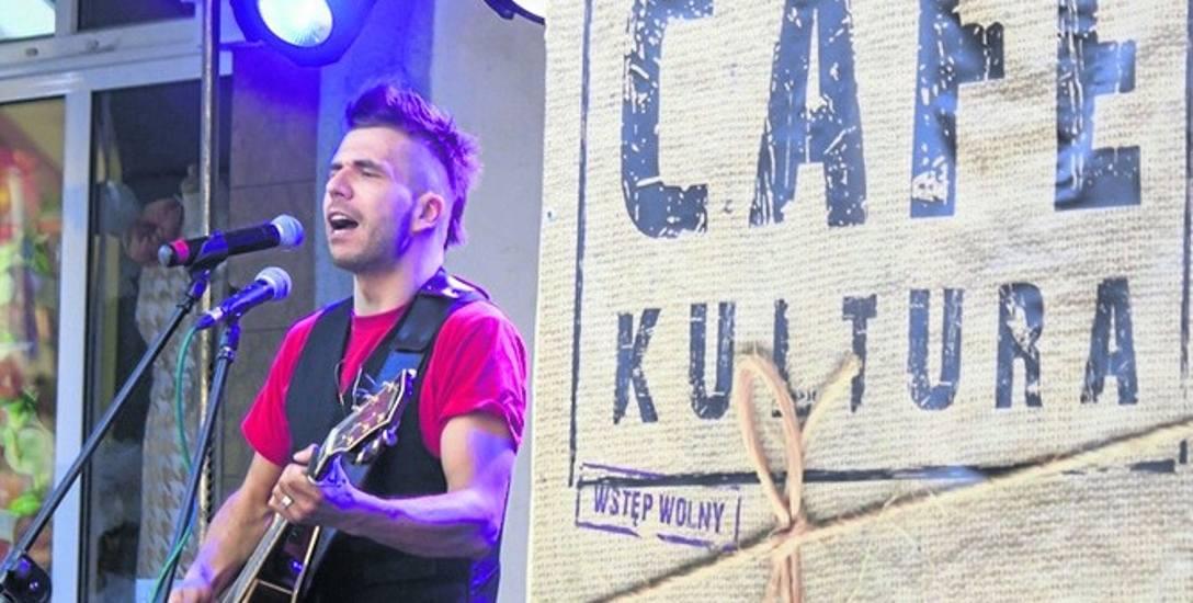 W ubiegłym roku wśród artystów, którzy wystąpili w ramach Cafe Kultura, znalazł się Limboski (na zdjęciu)
