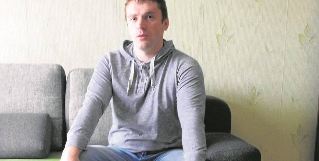 Radosław Naruszewicz nie zdecydował jeszcze o jaką kwotę wystąpi do wójta Jana Hrynkiewicza
