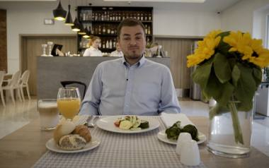 Restauracja Kulisy w Hotelu Falcon w Rzeszowie, to nowoczesne miejsce ze smacznym jedzeniem