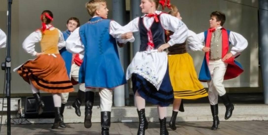 Młody Toruń na scenie. W programie sobotniego koncertu są tańce z różnych regionów kraju, także góralskie