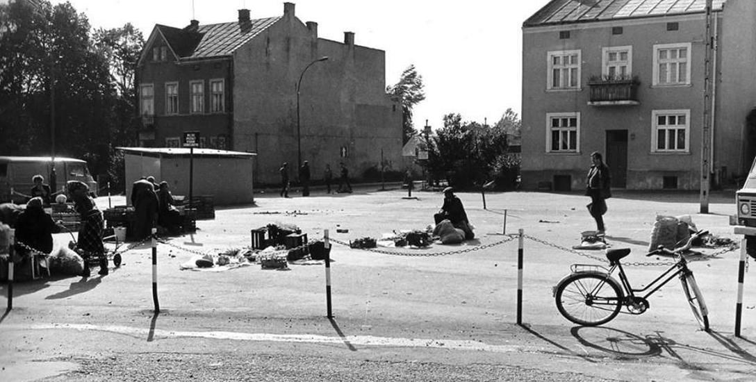 Dworzysko jeszcze w latach 60. XX wieku było handlowym centrum miasta. Sprzedawano tutaj między innymi żywy drób