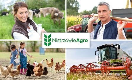 MISTRZOWIE AGRO Wielki plebiscyt rozpoczęty. Prestiżowe nagrody czekają na rolników i gospodynie oraz sołtysów i sołectwa. Zagłosuj!
