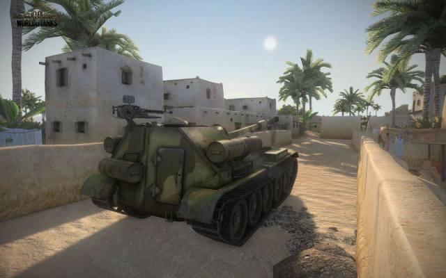 World of Tanks: Czołgi skaczą i latają