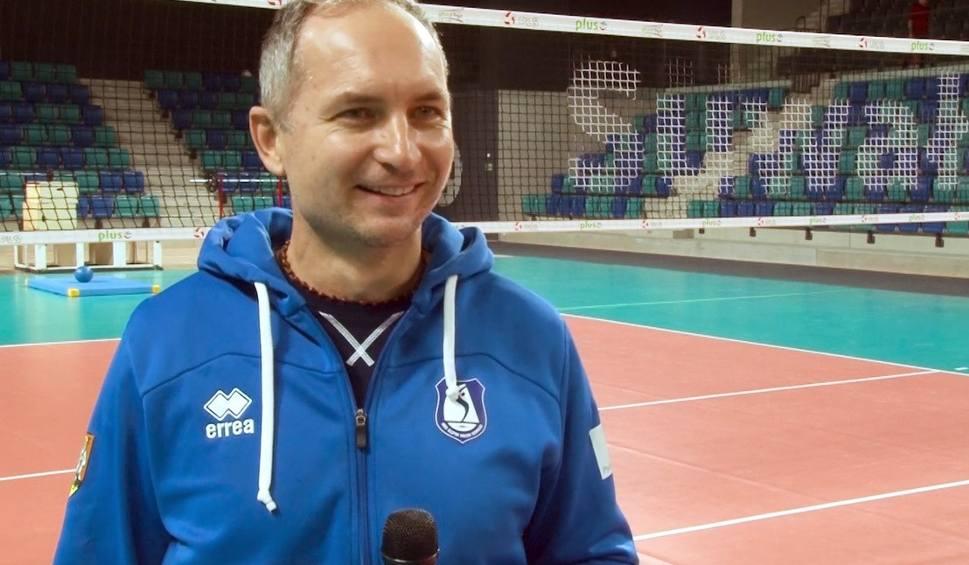 Film do artykułu: Trener Ślepska Suwałki Andrzej Kowal przed inauguracją Suwałki Arena: Mamy w końcu własny dom [WIDEO]