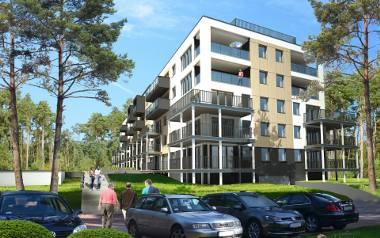 Leśne Apartamenty Cedzyna
