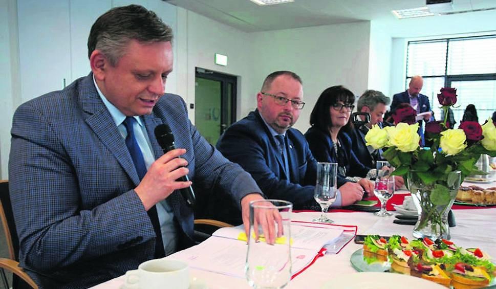 Film do artykułu: Komisja rozmawia w sprawie drogi ekspresowej S6