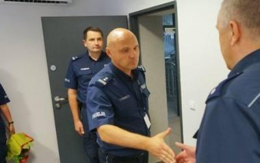 Komendant policji z Zawiercia bronił policjantów, a miał zostać odwołany. Ciąg dalszy wypadku w Zawierciu, który spowodował Austriak