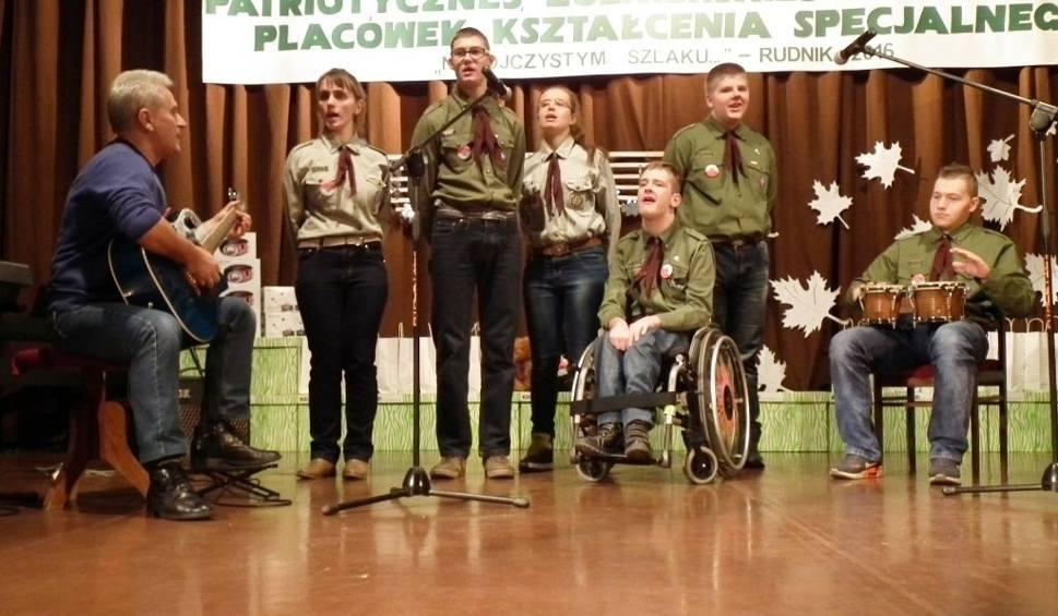 Film do artykułu: Wielki festiwal pieśni patriotycznych w Rudniku nad Sanem
