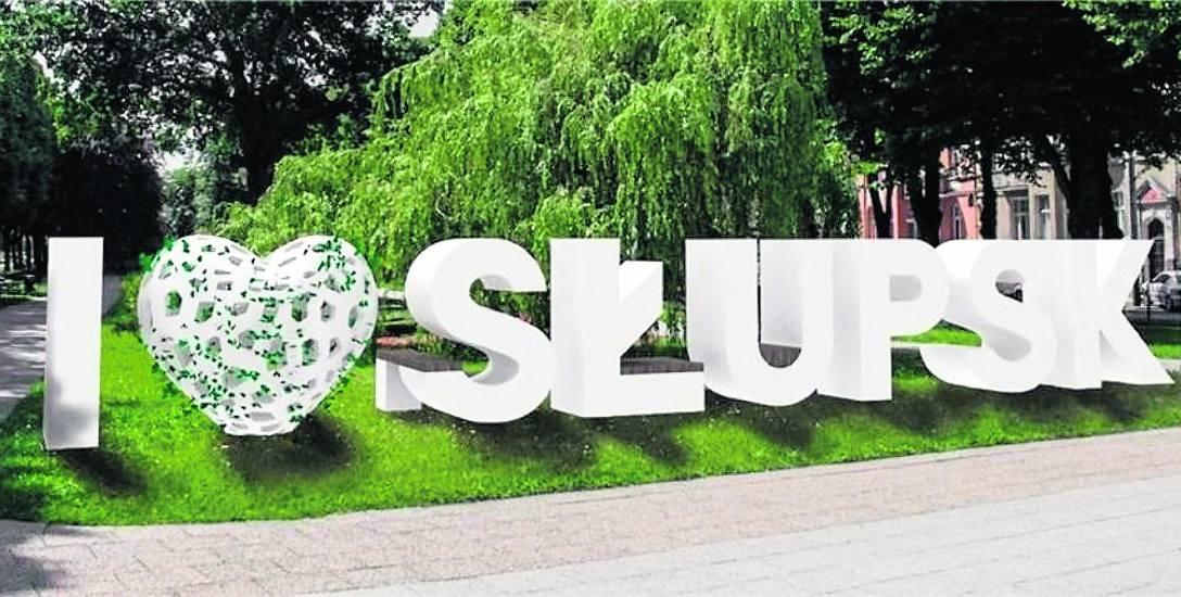 Kto zapłaci za Wielką miłość do Słupska wyrażoną konstrukcją przestrzenną przy al. Sienkiewicza