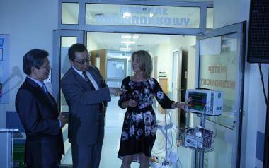 Tajwan pomaga lublinieckiemu szpitalowi! Na oddział noworodkowy trafił sprzęt za ponad 25 tys. zł