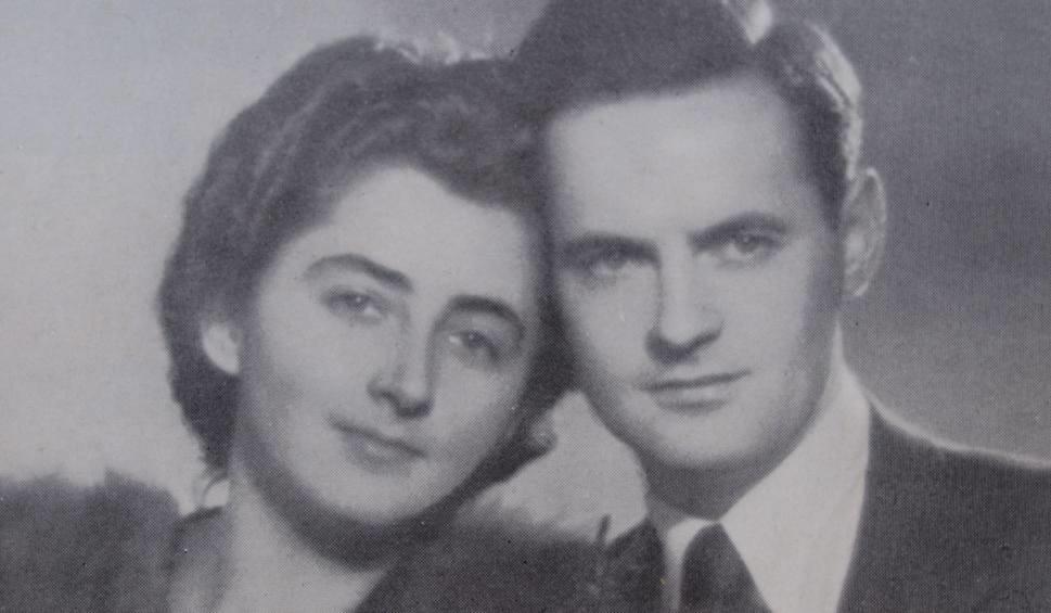 Tadeusz Chciuk i jego żona, Ewa z Lovellów