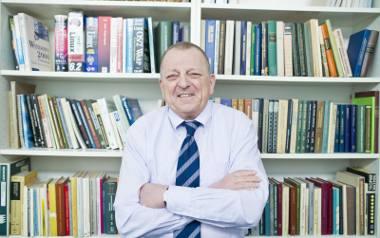 Prof. Łukasz Turski: Człowiek był jedynym gatunkiem biologicznym rozwijającym się w różnorodności