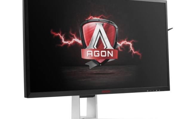 AOC AGON AG251FZ: Monitor dla graczy z odświeżaniem 240 Hz
