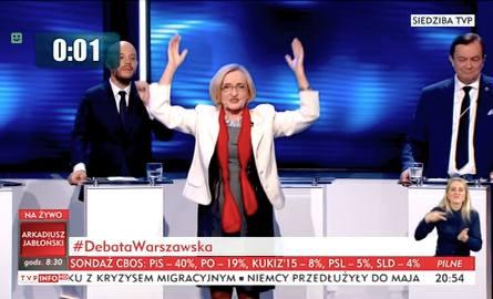 Wybory samorządowe 2018: Krystyna Krzekotowska, Paweł Tanajno i Jan Potocki, czyli kandydaci na prezydenta Warszawy z innej bajki