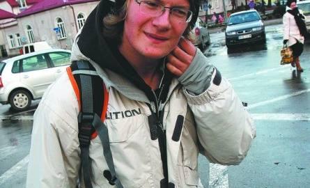 Bardzo fajne macie miasto – twierdzi Michał Bałdowski, licealista z Sokółki. – Co weekend jestem u was. Z kolegami jeżdżę na desce w skateparku na W
