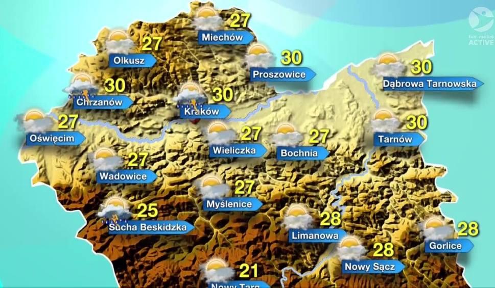 Film do artykułu: Prognoza pogody na poniedziałek