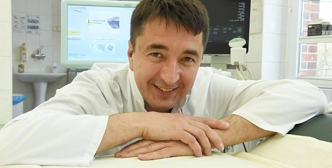 - By stworzyć nowoczesny ośrodek, potrzebowalibyśmy 5 mln zł - uważa dr hab. n. med. Dawid Murawa, prof. UZ