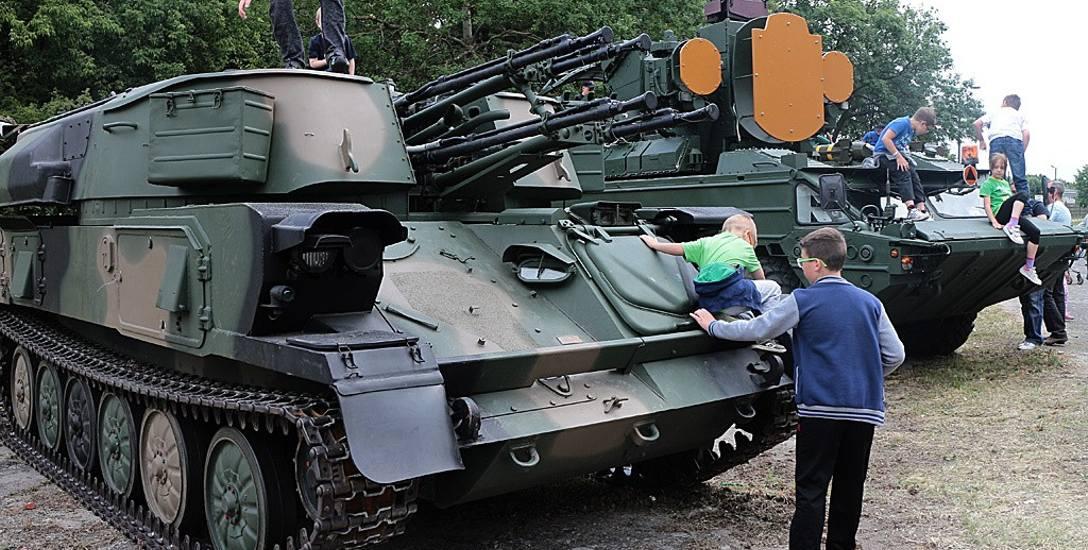 Na zakupie rakiet Patriot skorzystają WZU w Grudziądzu oraz WZL nr 2 w Bydgoszczy