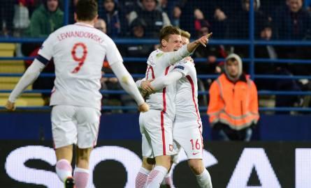 Łukasz Piszczek strzelił gola przeciwko Czarnogórze na 2:1.