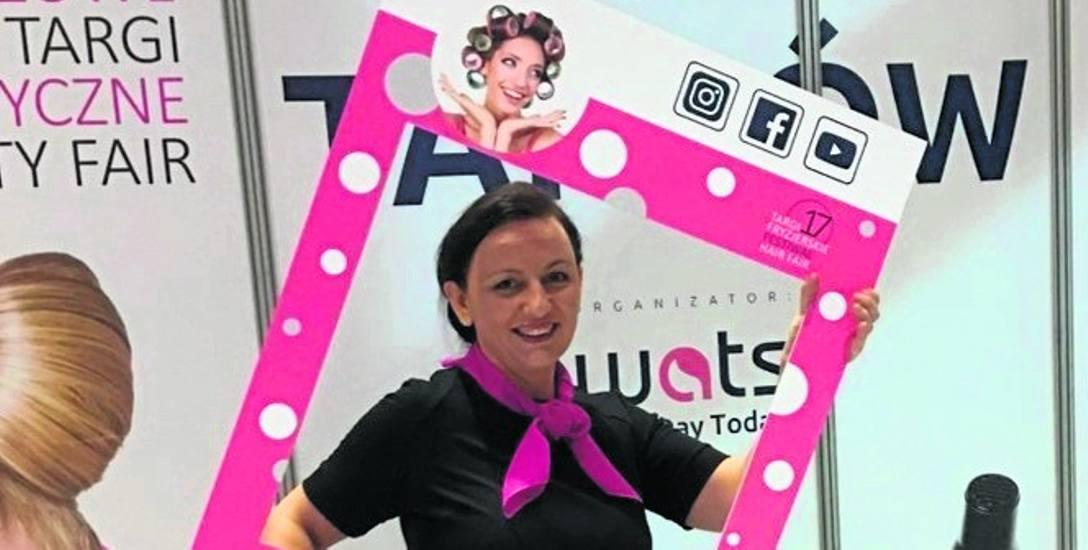 Ewa Korepta, organizatorka Targów Kosmetycznych Beauty Fair i Festiwalu Fryzjerskiego Hair Fair