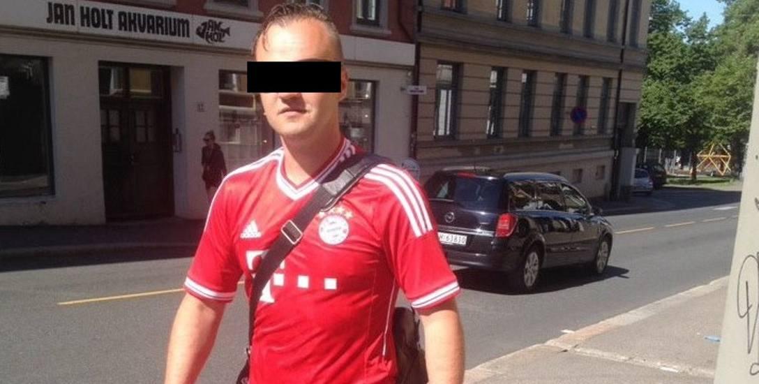 32-letni Piotr K. mścił się na byłych partnerkach