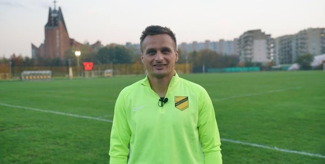 Sławomir Peszko - najbardziej znany i utytułowany piłkarz Wieczystej Kraków