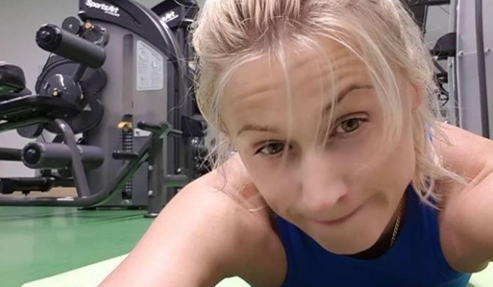 """Film do artykułu: Krystyna Guzik wyjaśnia, dlaczego trenuje poza kadrą. """"Ze względu na problem z kolanem powrót się opóźnił"""""""