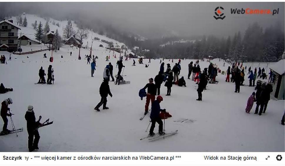 Film do artykułu: W Beskidach sypie śnieg 15.01.2017 Piękna zima dla narciarzy [ZDJĘCIA Z KAMEREK]