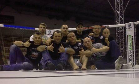 Pretorianie na gali MMA