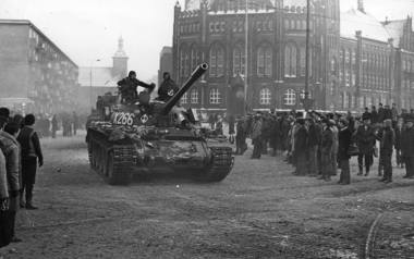Pierwsze dni stanu wojennego w Gdańsku