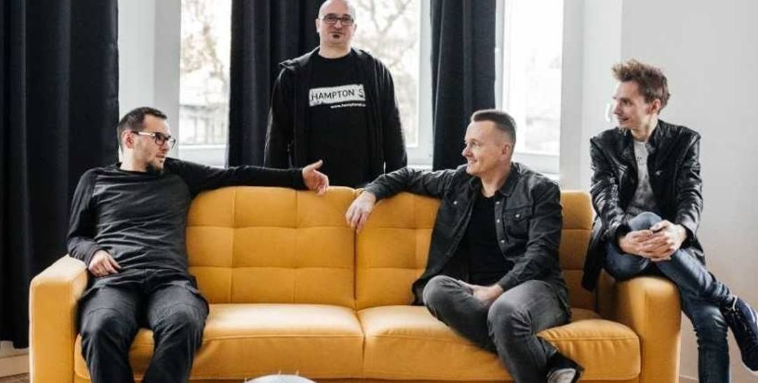 Zespół Rozes z Brodnicy nagrał płytę i teledysk. Ruszają w trasę koncertową