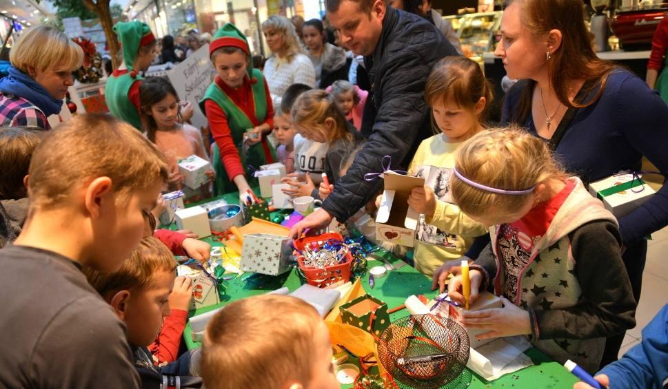 Film do artykułu: Mikołajki w Galerii Echo. Dzieci miały dużo frajdy (WIDEO, zdjęcia)