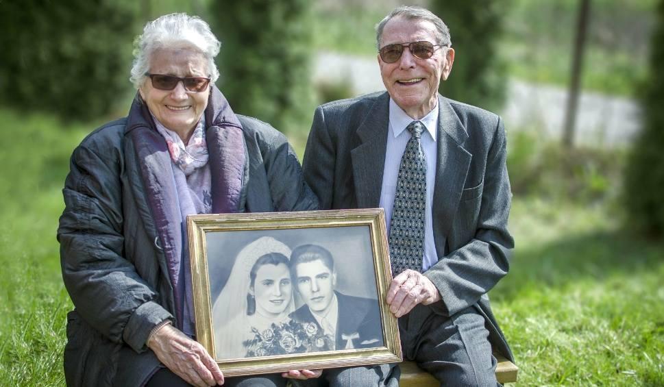 Film do artykułu: 70 lat razem! Małżonkowie z Przędzla obchodzili Kamienne Gody