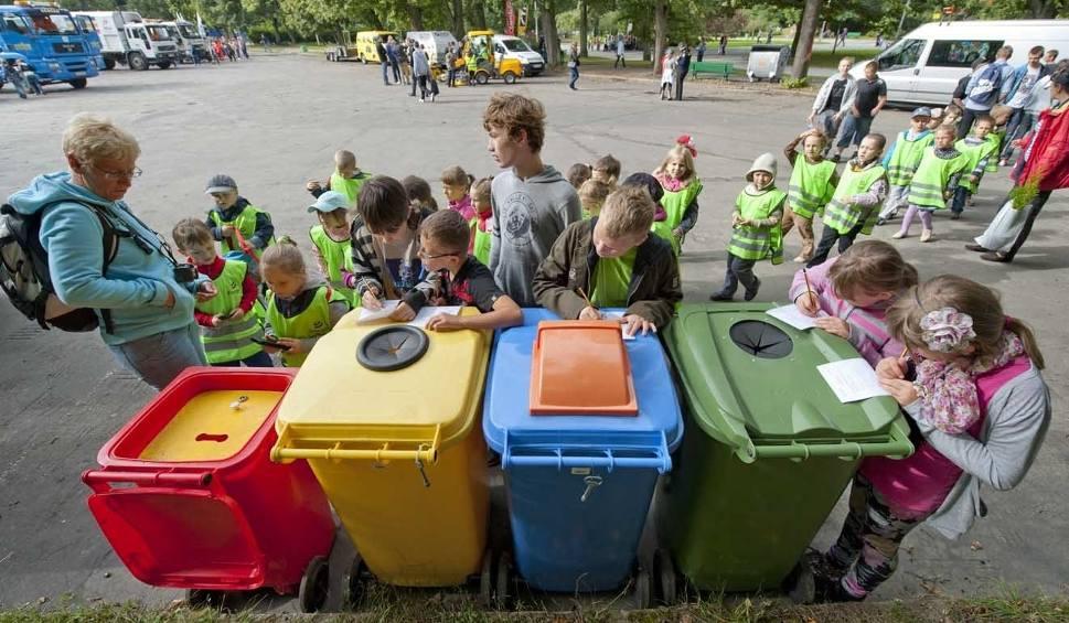 Film do artykułu: Wielka akcja, czyli sprzątanie świata w SP 18 w Koszalinie