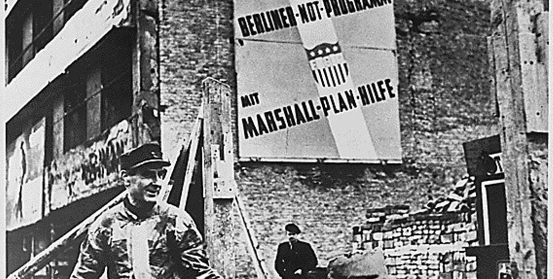 Doktryna głodu. Jak Plan Marshalla podzielił Europę