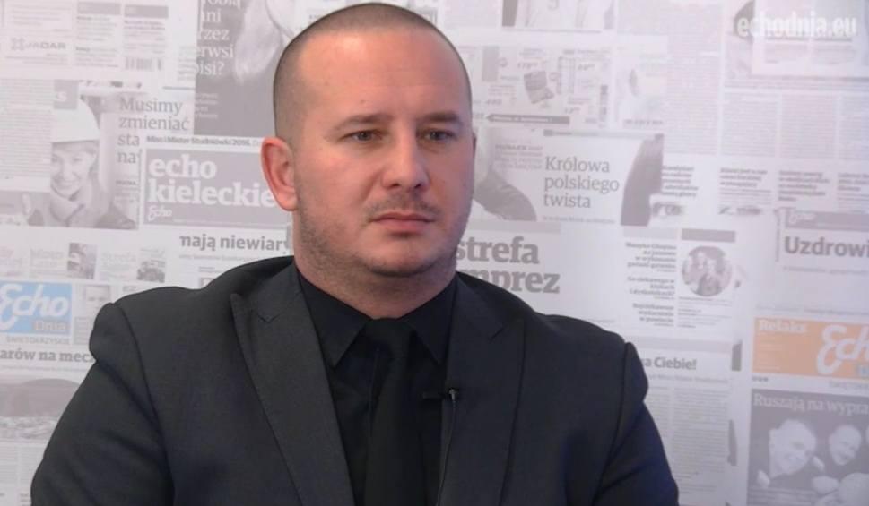 Film do artykułu: Marcin Piszczek, burmistrz Jędrzejowa: Nasz rynek będzie piękny [Gość Dnia]
