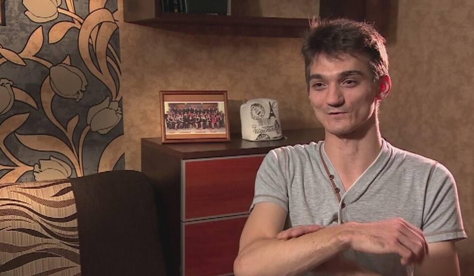 Film do artykułu: Łukasz Rechul - człowiek, który nie czuje bólu [wideo]