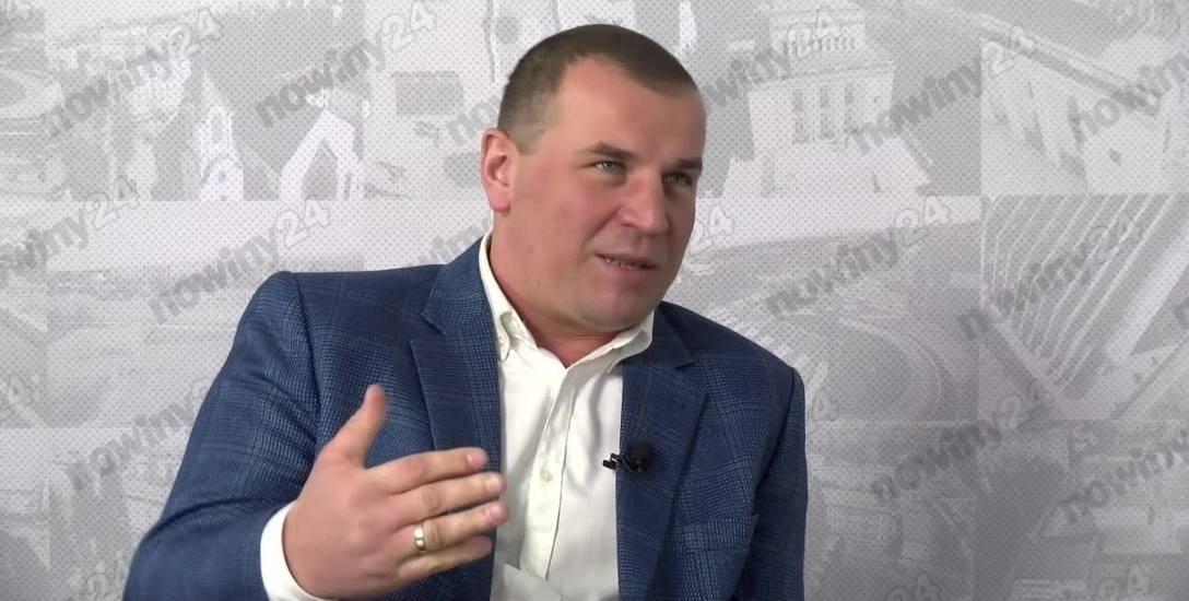 Ernest Kasia, prezes 3-ligowego KS-u Wiązownica: Jesteśmy mile zaskoczeni początkiem sezonu. Chłopcy pokazali w Chełmie charakter