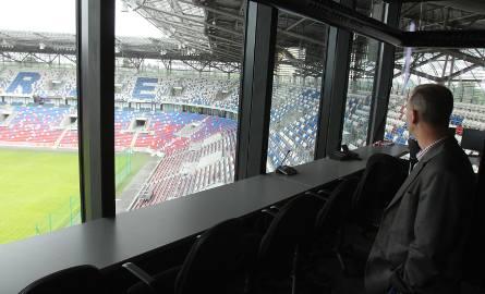 Stadion Górnika Zabrze czeka na czwarta trybunę