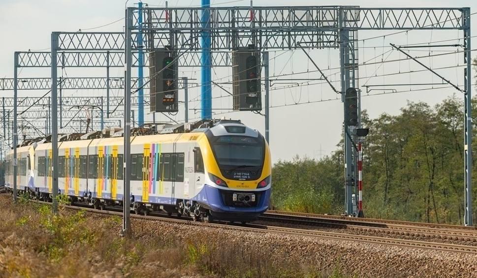 Film do artykułu: Pociągi Kolei Małopolskich będą serwisowane w Oświęcimiu