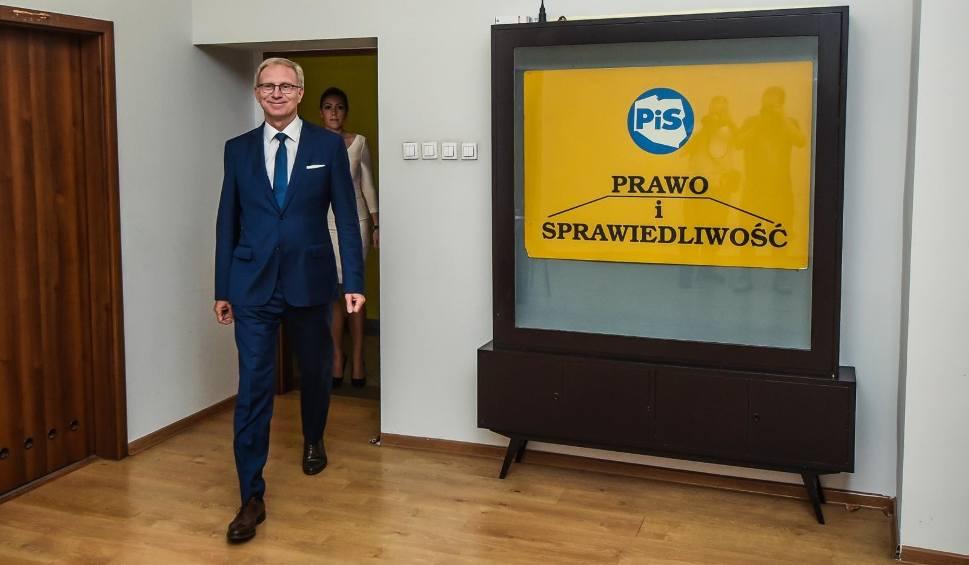 Film do artykułu: Tomasz Latos chce w Bydgoszczy rady biznesu i zmian w centrum targowym. - Rozruszam to miejsce - mówi