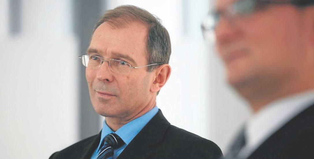 Zygmunt Frankiewicz jest prezydentem Gliwic od 1993 roku