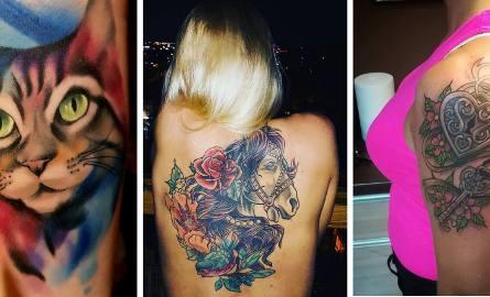 Tatuaże naszych Czytelników. Zobaczcie nowe zdjęcia!