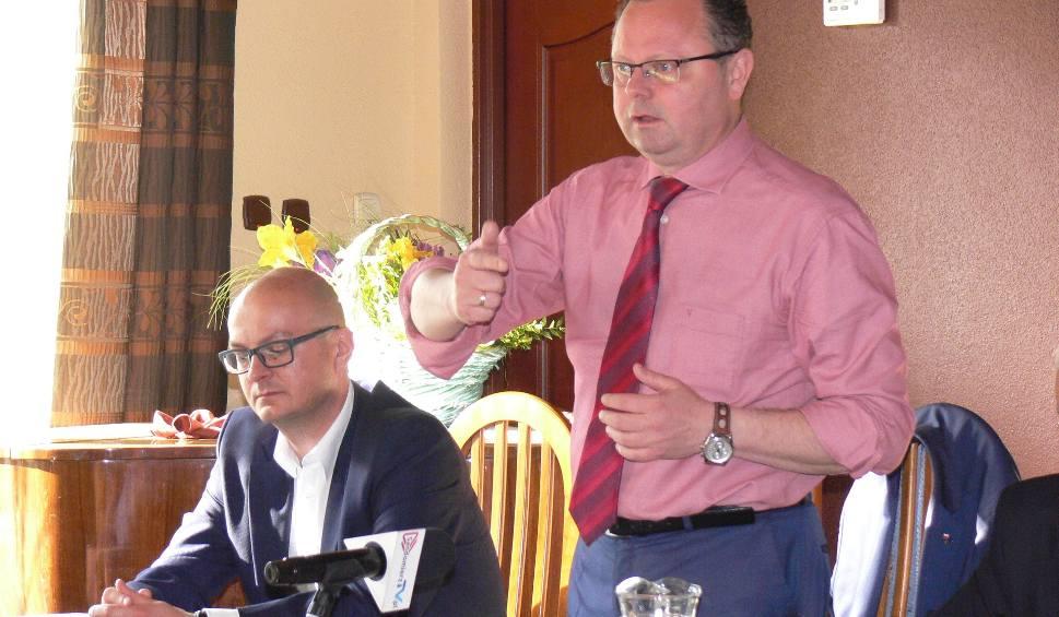 Film do artykułu: Andrzej Szejna, kandydat Koalicji Europejskiej do Europarlamentu w Sandomierzu (DUŻO ZDJĘĆ)