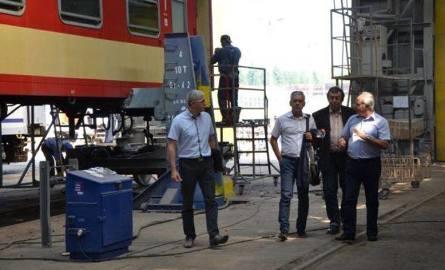 Praca w Idzikowicach koło Opoczna! Remtrak zatrudni 300 osób do naprawy pociągów
