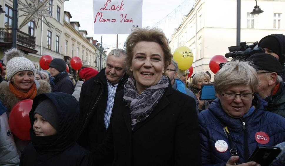 Film do artykułu: Wybory samorządowe 2018 bez Hanny Zdanowskiej. PiS zmieni ordynację