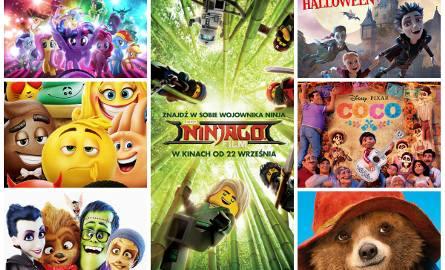 Lego Ninjago Film można już oglądać na ekranach kin. Jakie jeszcze filmy dla dzieci pojawią się w kinach? Oto przegląd najciekawszych premier w 2017