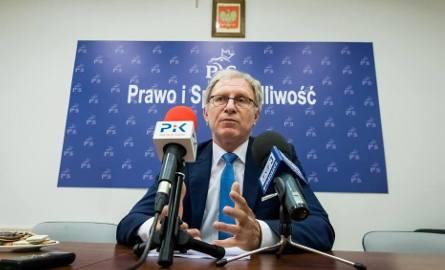 Tomasz Latos kandydatem PiS na prezydenta Bydgoszczy [sonda]